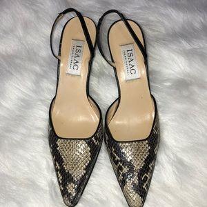 Isaac Mixrahi heels